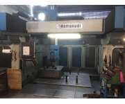 Milling machines - bed type rambaudi Used