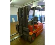 Forklift linde Used