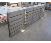 Working plates 2700X800 Used