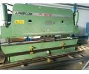 Presses - brake warcom Used