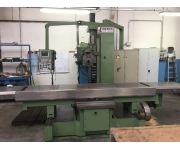 Milling machines - bed type deber Used