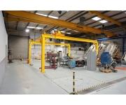 Crane / Crane truck / Lift demag Used