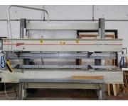 wood machinery italpresse Used