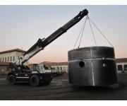 Crane / Crane truck Fiorentini Used