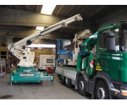 Crane / Crane truck Gruniverpal Used