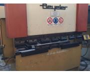 Sheet metal bending machines beyeler Used