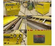 Machining lines FIRMAC - SPIRO - DuctZipper Used