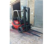 Forklift linde New