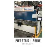 Presses - brake IBETAMAC New
