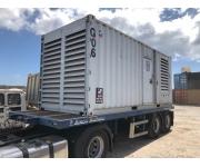 Generators MTU Used