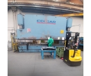 Sheet metal bending machines colgar Used