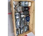 Electric engines fanuc Siemens New