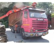 Vehicles Scania Used