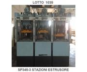 Plastic machinery MAIN GROUP Used