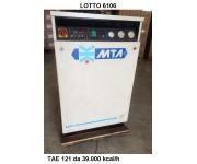 Plastic machinery MTA Used