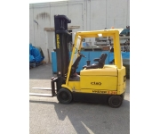 Forklift hyster Used