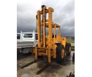 Forklift nissan Used