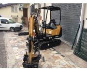 Earthmoving machinery cams New