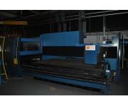 Laser cutting machines prima industrie platino Used