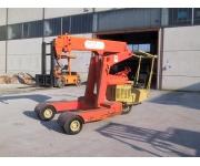 Crane / Crane truck VALLA Used