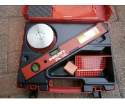 Measuring and testing Hilti Used