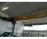 Overhead cranes Bonfanti Used