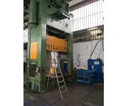 Presses - mechanical CALININ 315 TON LIGHT PMS 1600MM Used