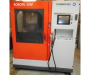Spark erosion machines Charmilles Technologies Used