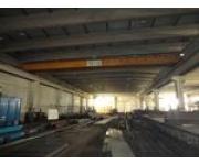 Overhead cranes 5 ton Used