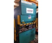 Sheet metal bending machines Italmacchine Oleotecnica Used