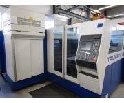Laser cutting machines trumpf Used