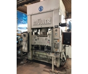 Presses - hydraulic fritz muller Used