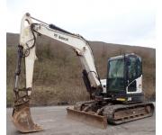 Earthmoving machinery Bobcat Used