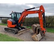 Earthmoving machinery Escavatore Kubota Used
