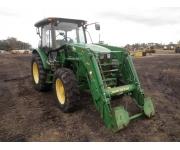 Earthmoving machinery Trattore John Deere Used