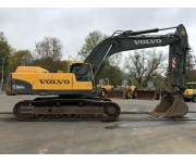 Earthmoving machinery Escavatore Volvo Used