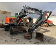 Earthmoving machinery Escavatore Terex Used