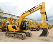 Earthmoving machinery Escavatore JCB Used