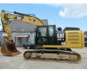 Earthmoving machinery Escavatore Caterpillar Used