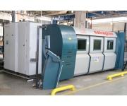 Laser cutting machines salvagnini Used