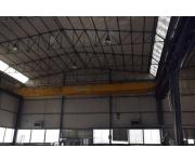 Overhead cranes Piccini Used