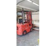 Forklift Fiat OM Used