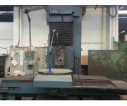 Milling machines - bed type mandelli Used