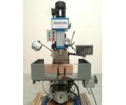 Milling machines - high speed Ibetamac FU 50 New