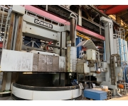 Lathes - vertical dorries Used