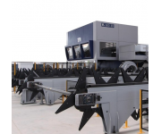 Laser cutting machines TTM Machinery Used