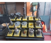 Milling machines - vertical sia Used