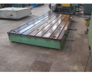 Working plates 4500X2000 Used