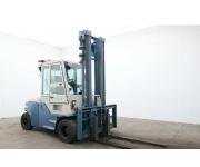 Forklift Dantruck Used