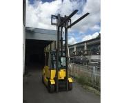Forklift still Used